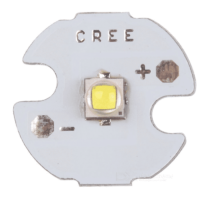 5PCS CREE 3535 high power 850nm Infrared LED Light IR led chip with 16mm Round PCB