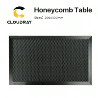 Cloudray Honeycomb Mat Working Table 200*300 mm for CO2 Laser Engraver Cutting Machine