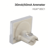 30mA 50mA Ammeter HUA 85C1 DC 0-30mA 0-50mA Analog Amp Panel Meter Current for CO2 Laser