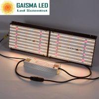Gaisma Board 240W Full Spectrum Grow Light with Samsung LM 301b & CREEXPE red 660nm far red & LG uv