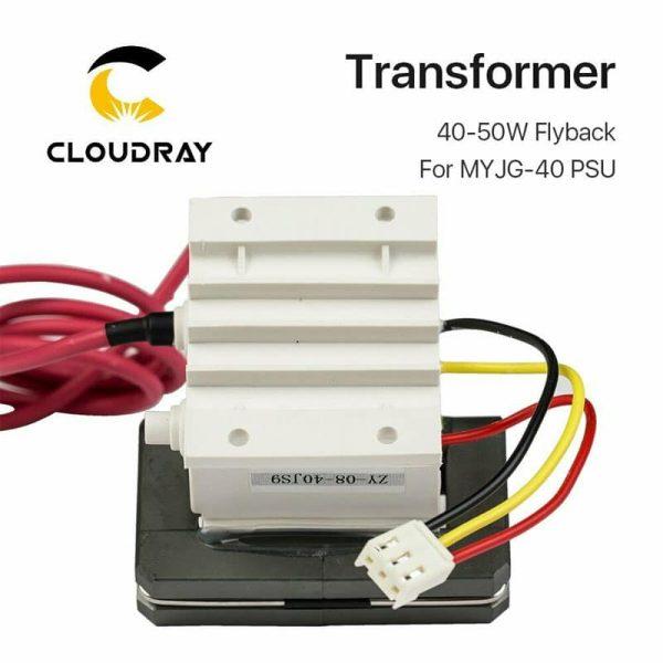 40W CO2 High Voltage Flyback Transformer for MYJG-40/50 PSU Laser Power Supply