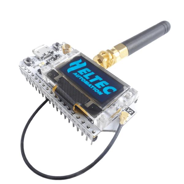 Heltec WIFI Lora Kit 32 V2 433MHZ ESP32 LoRa SX1278 esp32 0.96 Inch OLED Display