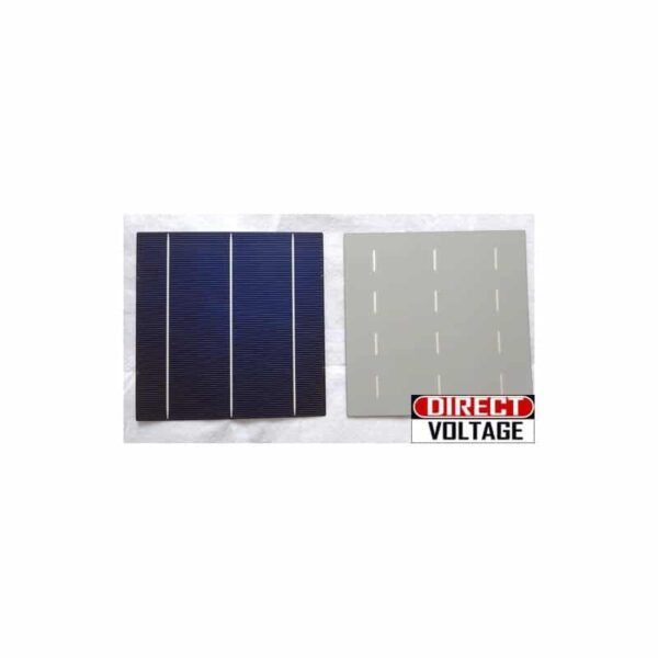 BSE-200 6x6 Multi Solar Cells. 3BB. 4.19 Watts ea. MADE IN EUROPE. A Grade