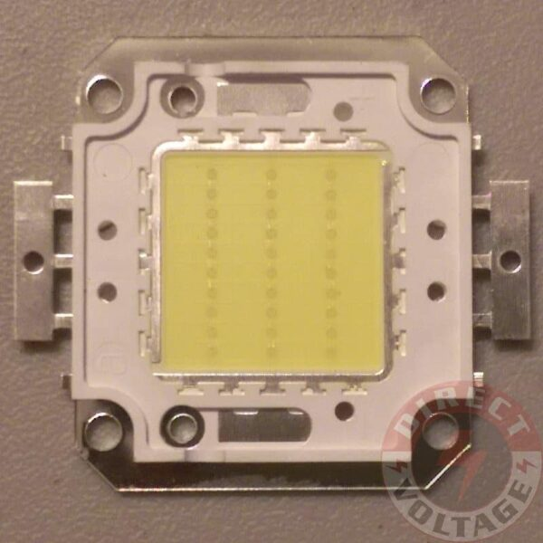 30 watt led chip for flood light. WHITE.