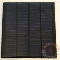 0.38W 4.5V 85mA Mini Solar Panel Module System Epoxy Cell Charger DIY New CA