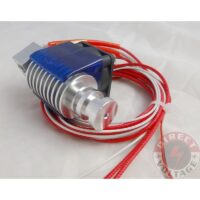 ALL metal J-head DIRECT FEED Hot end for 1.75mm. Extruder. with Fan, Heater & Thermistor .02/.03/0.4/.05mm nozzle.