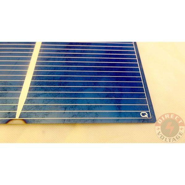 85 Pieces Q-Cells Q6LTT Polycrystalline Solar Cells. 3.7 Watts 6x6