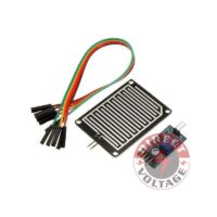 Rain Sensor Module Humidity Raindrop Weather Detection Module For Arduino