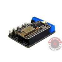 NodeMcu Lua WIFI development board ESP8266 module and ESP12E Motor Shield L293D