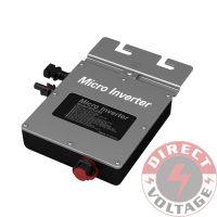 300W grid tie micro inverter with communication function, 22-50V DC to AC 80-160V MPPT inverter for 24V/36V system