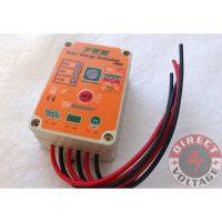 10A 12V 24V Solar lamps controller Waterproof garden lights controller