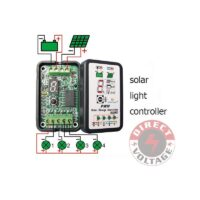 3A 6V-12V PWM Solar Panel Light Controller Battery Charge Regulator SX01