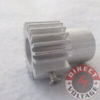 Cooling Heatsink/ Heat Sink for 12mm Laser Diode Module - SILVER