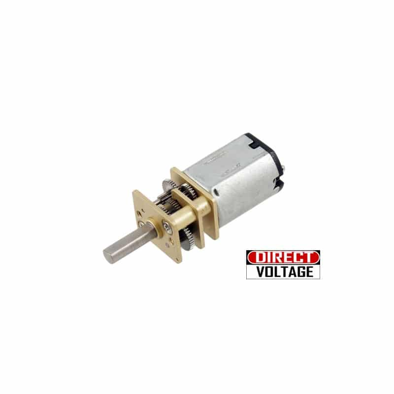 Dc 12v 60rpm mini metal gear motor with gearwheel model Miniature gear motors