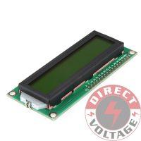 Mono color LCD'S