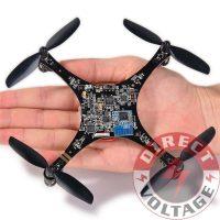 Quadcopters Mini Drone Rc, Crazepony Quad Rotor Open Source PCB Development Platform