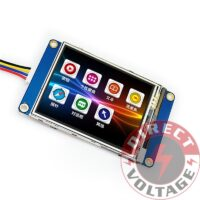 "Nextion NX3224T032 - Generic 3.2"" HMI LCD Touch Display 4MB Flash"