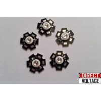 5W 850nm Infrared IR LED Chip with 20mm Star Bead