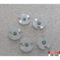 3535 high power 850nm Infrared LED Light IR led chip with 16mm Round pcb
