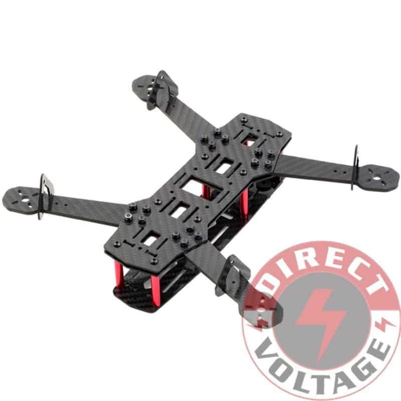 QAV250 3K Full Carbon Fiber FPV Racing Quadcopter Drone Frame Kit ...