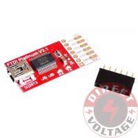 FTDI Platinum V2.1 FTDI Basic Breakout 5V/3.3V for arduino (Pro Mini download)
