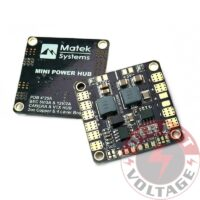 Matek MINI POWER HUB W/ BEC 5V & 12V