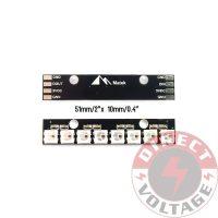 Matek 8 Bit WS2812B RGB 5050 Highlight LED for Naze32 CC3D 2812-8