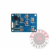 Expansion Board for Nextion Enhanced Display I/O Extended