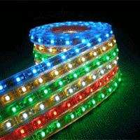 Color Led lamps