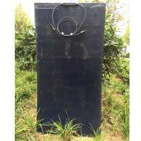 100 Watt 12V Black Color flexible mono solar panel