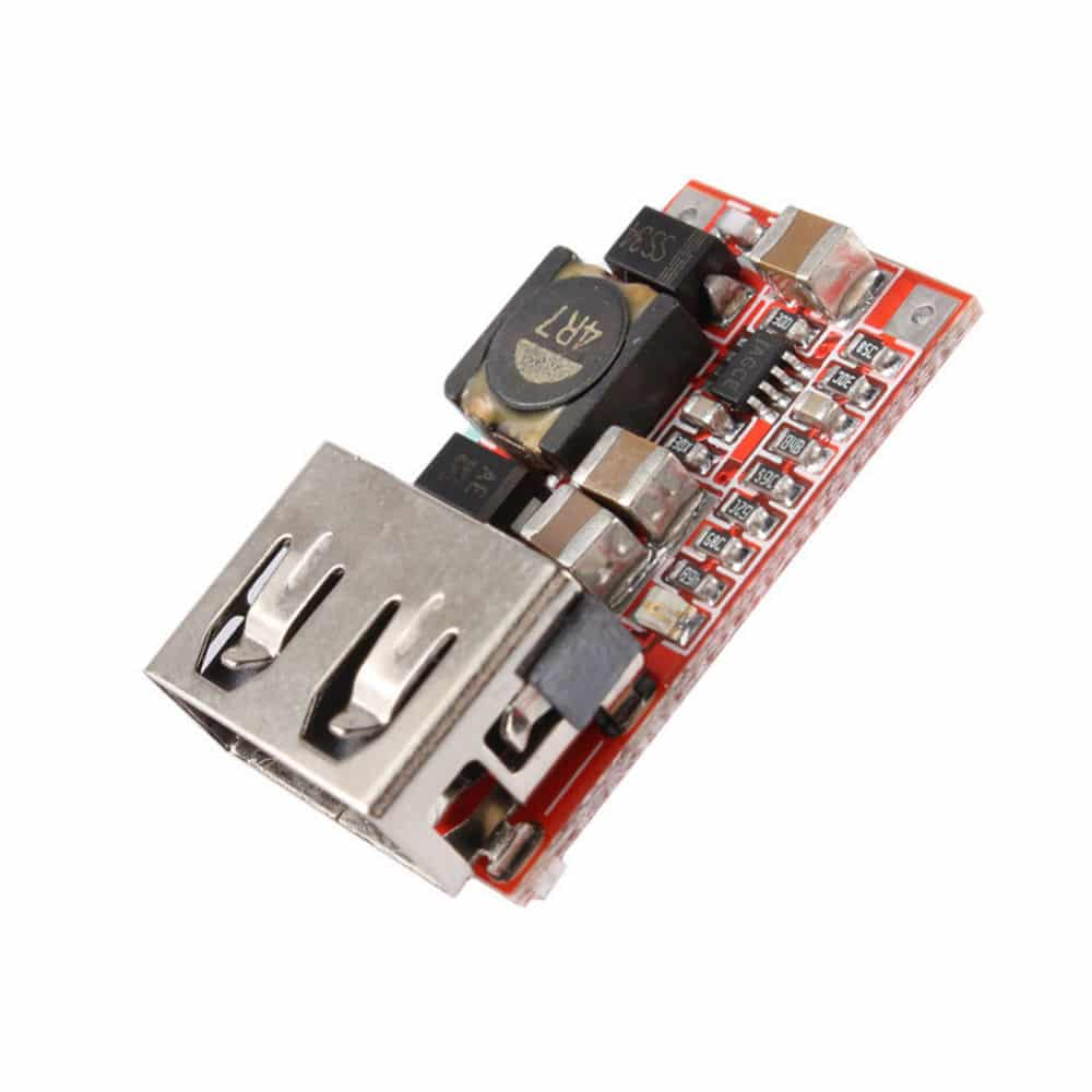 Dc Buck Step Down Converter 6 24v 12v To 5v 3a Circuit