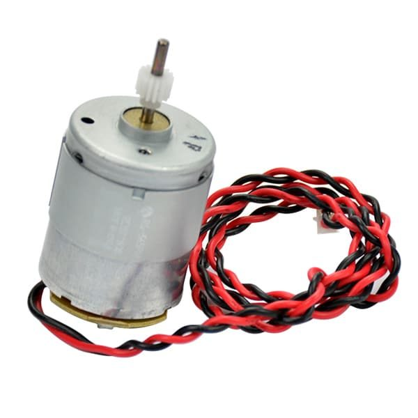 MABUCHI 365-13205 DC24V 0.06A 8000RPM 88g.cm Micro Motor with Long Wire