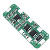 4S 4A-5A PCB BMS Protection Board for 4Packs 18650 Li-ion lithium Battery Cell