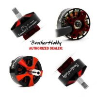 4PCS BrotherHobby Returner R5-2450KV racing drone motor