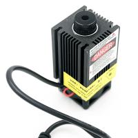 405nm 500mw blue-violet Laser Module Focusable Adjustable Engraving 12V 2.1 DC