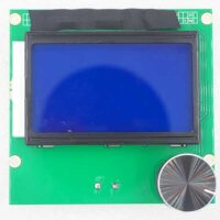 LCD Display Screen Controller Replacement Panel For Creality CR-10S 3D Printer