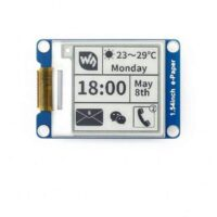 Details about 1.54inch 200x200 E-Ink Display Module Partial Refresh E-paper for Raspberry Pi S
