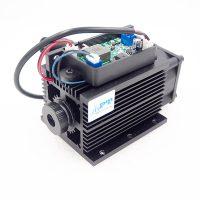 15W 15000mW Laser head Powerful High Power TTL/PWM Analog Adjustable Focus Blue Laser Module DIY Laser