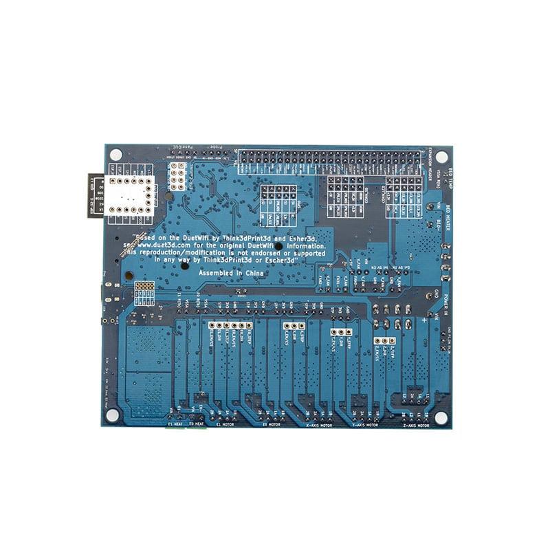Duet 2 Wifi V1.04 Controller Board DuetWifi Advanced 32bit Motherboard For 3D Printer CNC Machine CLONED