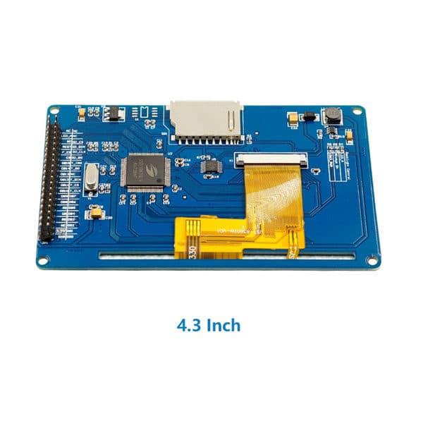 "4.3"" - 5"" - 7"" Touch Color Screen For 3D Printers CNC Machines Duet Wifi Advanced 32 Bit Electronics"