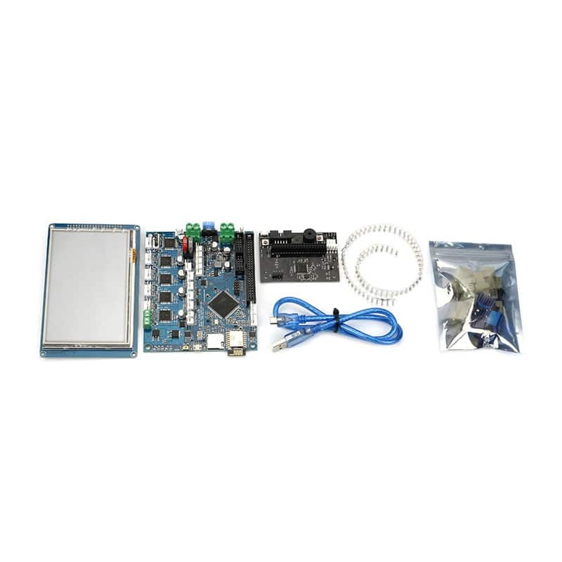 """Duet 2 Wifi V1.04 Cloned DuetWifi Advanced 32 Bit Electronic With 4.3""""5"""" 7"""" PanelDue Touch Screen Controller"""