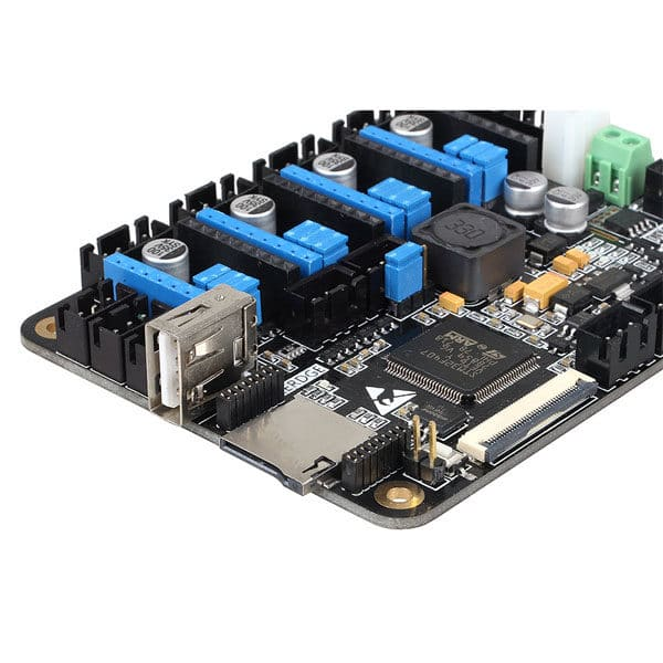 LERDGE-X 3D Printer Controller Board for Reprap 3d printer motherboard with ARM 32Bit Mainboard control