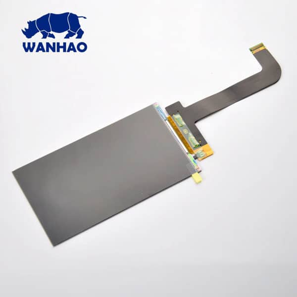 Wanhao duplicator 7 DLP 3D printer LCD screen display