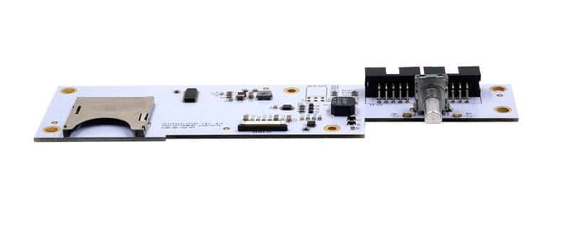 Ultimaker V2.1.4 mainboard with OLED screen kit UM2 smart controller board circuit mother board PCB electronic control panel
