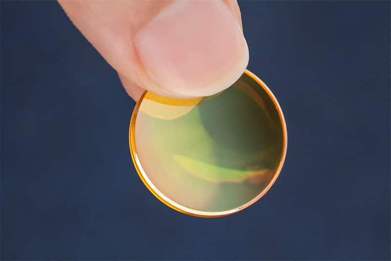 Laser Focus Lens D18mm USA CVD Znse Miniscus For CO2 laser