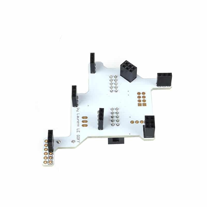 Smoothieboard 5X V1.1 Board Full Graphic LCD Adapter Module V2.1 a Plug And Play Adapter for Smoothieboard