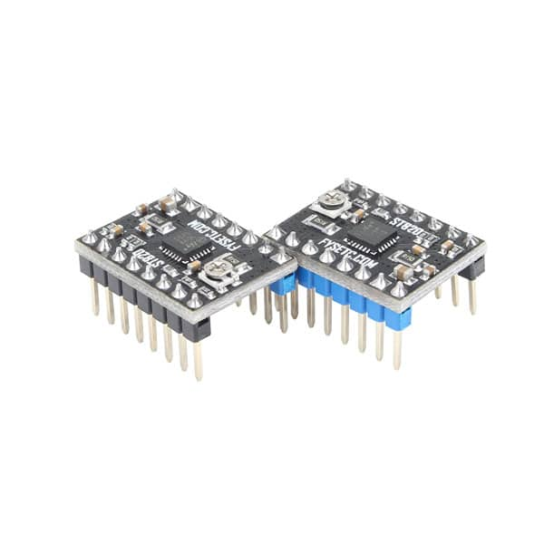 Stepping Motor Driver Stepstick ST820 Smallest 45V Microstepping Peak Current 2.5A RMS Current 1.5A For RAMPS VS TMC2100