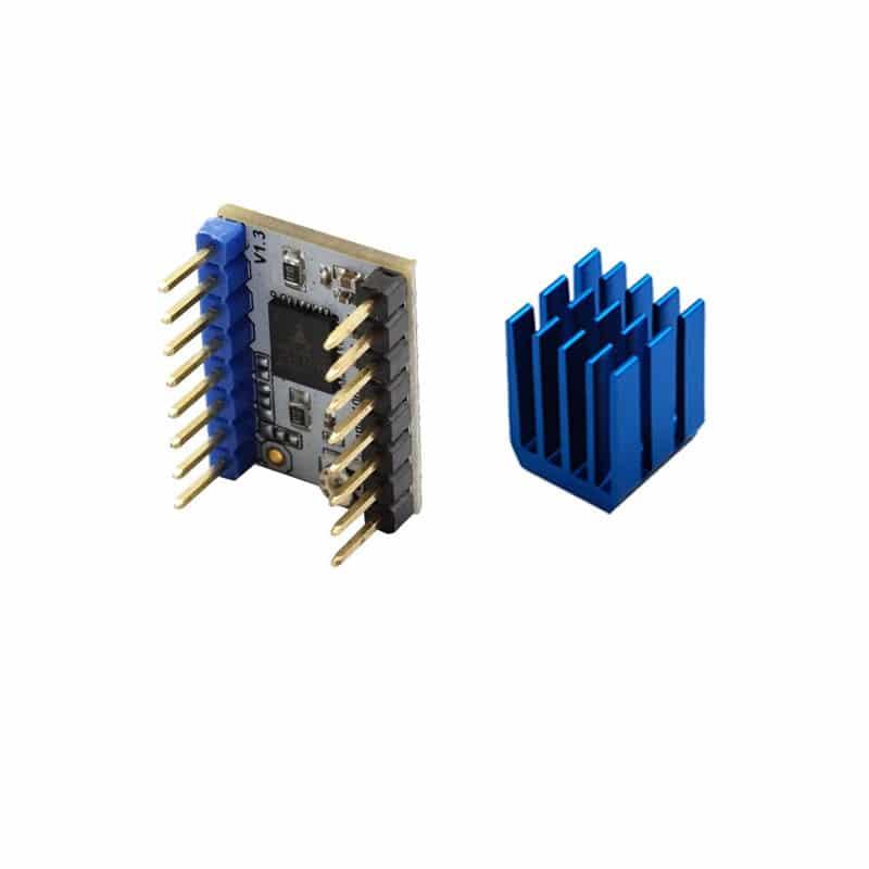 TMC2100 V1.3 StepStick Stepper Motor Driver Ultra-silent Excellent Stability Protection Superior Performance 3D Printer Part