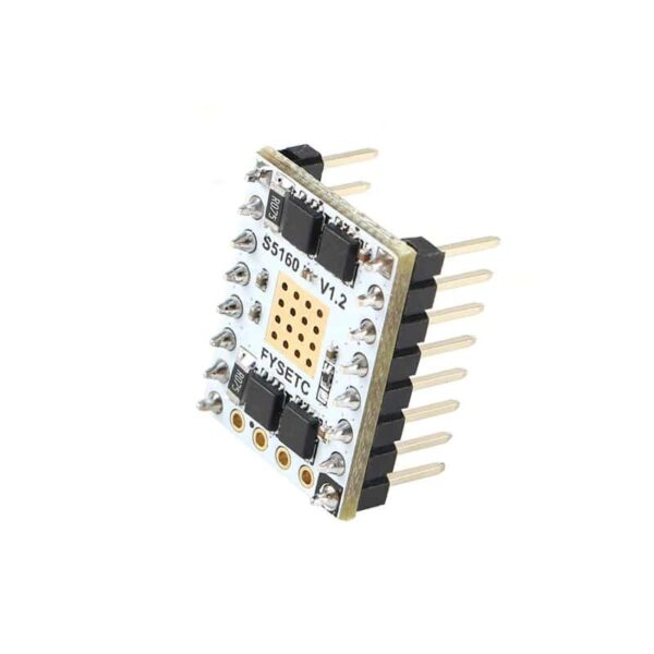 TMC5160 V1.2 SPI Stepper Motor Driver S5160 Stepstick Mute Driver Flying Wire For SKR F6 Board VS TMC2130 V1.2
