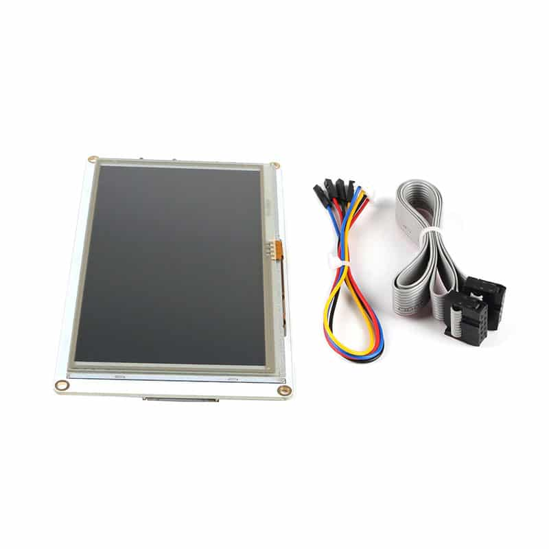Clone 5'' 5 inch PanelDue 5i Integrated Paneldue Color Touch Screen Controllers For DuetWifi Duet 2 Ethernet 3D Printer Parts